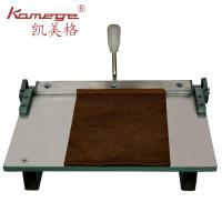 Kamege 14 inch Manual Folding Machine for Leather Wallet Bag Edge Folding
